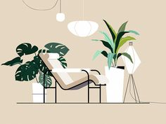 Electric Relaxation by Joanna Ławniczak - Dribbble