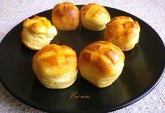 Kefires krumplis pogácsa