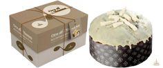 ORO DI MANNA - Panettone finemente ricoperto di glassa di manna e in abbinamento alla crema in vasetto alla manna. -: #Natale 2013 :-