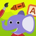 """Has your child """"kandoobi"""" lately? Find out all about it with our latest review Kandoobi: Animal Edition a great app pack with lots of fun learning activities ... Coloring, Matching, Spelling ..."""