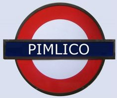 Guide to Pimlico Tube Station in London