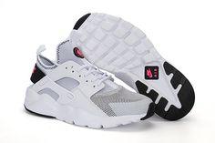 nike huarache burgundy nike air huarache argente et blanche homme Nike Air Huarache, White Huaraches, Huaraches Shoes, New Nike Air, Nike Air Max, Nike Shoes, Sneakers Nike, Nike Men
