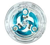 Active People's Crystal Edition is revolutionary, mechanical, multifunctional yo-yo. It's highly versatile, ergonomical butterfly design easily switches from beginner to pro-functionality.