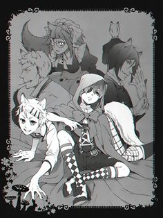 Black butler as Little Red Riding Hood Hot Anime, Anime Manga, Anime Art, Black Butler Ciel, Black Butler Kuroshitsuji, Sebastian X Ciel, Red Ridding Hood, Book Of Circus, Otaku