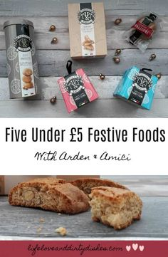 Yummy festive foods from Arden & Amici that are a bargain too.  Panettone is one of our Christmas traditions.