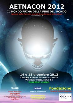 Aetnacon SF Convention 2012