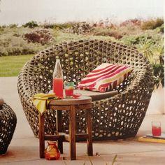 Outdoor chair. We