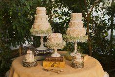 Jane Austen Inspired Wedding cake La Caille utah wedding alixann loosle photography calie rose