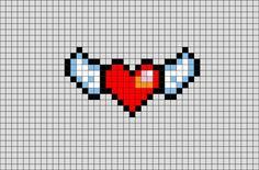 French Fries Pixel Art | Brik Pixel Art Designs | Pixel Art, Minecraft pixel art, Graph paper art