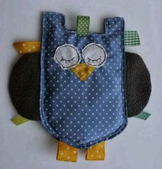 Owl My Works, Baby Toys, Pot Holders, Owl, Hot Pads, Potholders, Owls, Baby Play, Newborn Toys