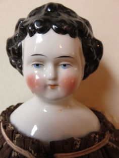 Antique German China Head Doll Dolly Madison Stunning Outfit! 1800's | Muñecas y osos, Muñecas, Antiguo (Pre-1930) | eBay!