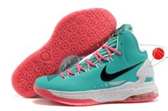 Buy ID Sky Blue White Pink Black Nike Zoom KD V 554988 401 Halloween Treats Price