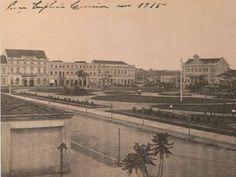 Praça Euphrasio Correia - 1915