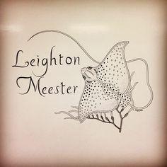 Leighton Meester illustration