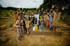Charity: Water #RachelRoy