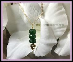 Green jewerly,green emerald, emerald necklace, amuleto salud,amuleto,amuleto buena suerte