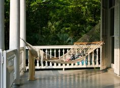 handmade hammock