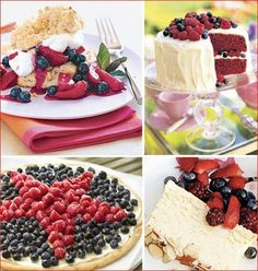 Fun Fourth Of July Desserts – Fourth Of July Dessert Recipes Three Great July 4th Desserts | The Independence Day