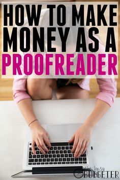 How I made $30,000 in 10 Months as a New Proofreader. Holy smokes! This is GENIUS!!!!! I would kill to be able to travel and work as I go. I can totally see the benefit of a stay at home mom able to make money from home but I would totally do this and tra