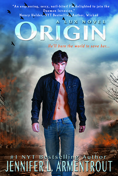 Origin by Jennifer L. Armentrout (Lux 4)