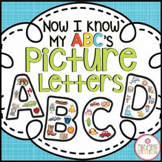 Alphabet Picture Let