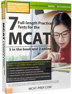 Gold Standard MCAT Guide 7 exams MCAT practice tests book Mcat Study Tips, Study Schedule, Medical College, Medical School, Chemistry Review, What To Study, Nova, How To Juggle, Systems Biology