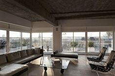 Industrial London Horizontal House Renovation. | Raw and Real Interior Design | Scoop.it