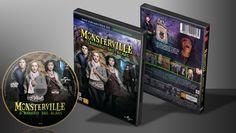Monsterville - O Armário Das Almas - Capa | VITRINE - Galeria De Capas - Designer Covers Custom | Capas & Labels Customizados