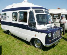 Bedford Camper Van | by EZTD