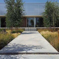 #Repost @silvia_grassi_s  Factory trip  July 2017 @wearebdg @kettal #factorytrip  #kettal #spain #barcelona #worktrip #outdoor #furniture #exploring #architecture #factory #landscape #design #perspective #lines #rhythm #sunnyday #july #summer #nofilter #entrance #nature