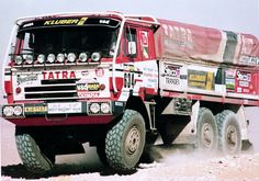 Tatra 815 - RELLY PARIS - DAKAR 1986 4x4, Rally Raid, Trophy Truck, Off Road, Dump Trucks, Motor Car, Cars And Motorcycles, Automobile, Monster Trucks