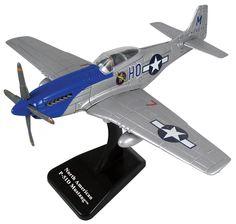 Perfect Pilot Gift! - InAir E-Z Build P-51 Mustang Model Kit | Fallon Aviation Pilot Shop