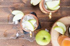 Apple Gin Mule