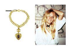 Copycat: Shop Chloe Sevigny's Best Looks | Fashion Magazine | News. Fashion. Beauty. Music. | oystermag.com vintage chanel necklace