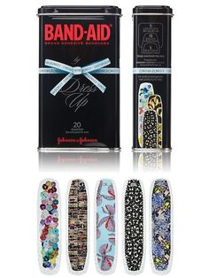 Band-Aid's for divas.