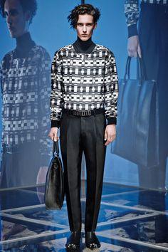 Balenciaga Fall 2014 Menswear Collection Slideshow on Style.com