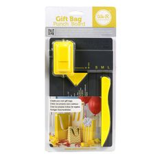 <div><div>This punch board make it easy—not to mention cost effective—to create gift and party b...