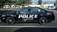 Fairfield (NJ) Police # 410 Ford Interceptor