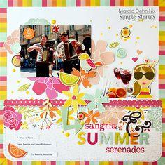 Marcia Dehn-Nix's Gallery: Sangria & Summer Serenades