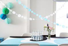 celebration, decor, party, festive, via Bambula Photo Booth Props, Bunting, Festive, Celebration, Party Ideas, Decorations, Interiors, Colour, Nice
