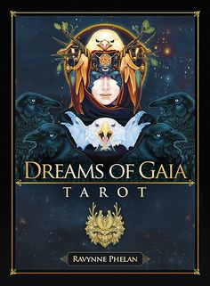 Blue Angel Publishing - Dreams of Gaia Tarot - Ravynne Phelan, it becomes available on amazon in September, but you can preorder