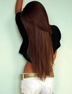 summer hair cuts for long hair colored hair