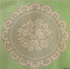 Dossiers crochet tissé ~ Solountip.com