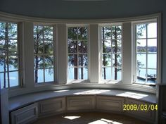 Bay Window Design, Pictures, Remodel, Decor and Ideas - page 12