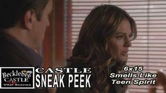"Castle 6x15 Sneak Peek #1 ""Smells Like Teen Spirit"" Real Life Carrie?"
