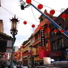 Eat dumplings, shop the markets, eat more dumplings. Did you know that San Francisco's Chinatown is largest chinatown outside of Asia?