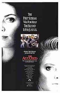 The Accused (1988)  111 min  -  Crime | Drama. Stars Jodie Foster, Kelly McGillis. Foster won Oscar for Best Actress.
