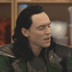 via GIPHY Loki Gif, What Gif, Superhero Memes, Tom Hiddleston Loki, Reaction Pictures, Tv Series, Toms, Handsome, Marvel
