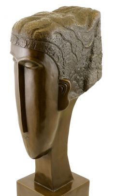 sculptures modigliani - Lilo