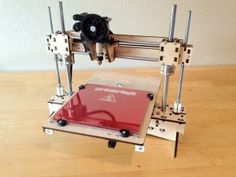 Pretty cool 3d printer that was on Kickstarter.
